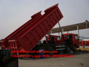 Sinotruk 12 Wheels HOWO 8X4 Dump Truck/ Tipper/ Dumper, 50-60 Tons, 371HP, Rhd/LHD with One Sleeper pictures & photos