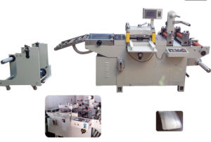Protective Film Die Cutting Machine (JMQ-320C) pictures & photos