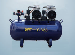 Silent Oil Free Air Compressor for Dental Use (DWT-Y-328) pictures & photos