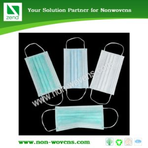 Disposable Face Mask (Zend01-630) pictures & photos