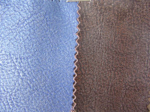 Shiney Embossed PU Leather for Shoes and Bags (YT1514) pictures & photos