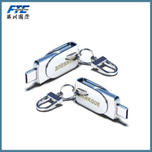 Metal USB Sticks for Android/PC/Mac/I-Phone pictures & photos