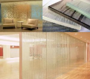 Factory Laminated Glass Decorative Wired Glass Prices pictures & photos