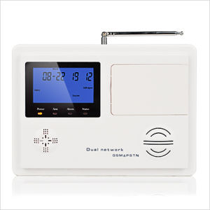 GSM Burglar Alarm System with 103 Zones, Wireless and Wired