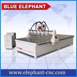 Ele-2513 3D Multi Head CNC Router pictures & photos