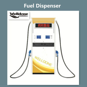 Fashion Series Orange Fuel Dispenser