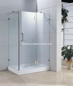 Hingle Shower Enclosure with CE Certification (SE-204) pictures & photos