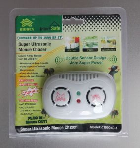 Mouse and Mosquito Pest Control with 2 Speakers (ZT09040) pictures & photos