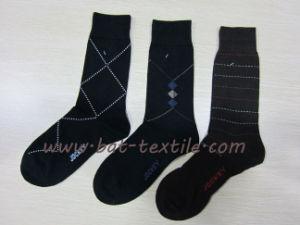 Cotton Socks (BAT-M001) pictures & photos