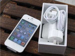 Original Unlocked 4 4s 16GB 32GB 64GB Unlocked OS Smartphone Mobile Phone pictures & photos