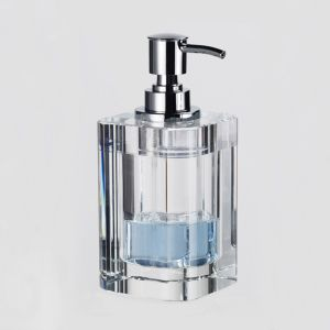 Crystal Liquid Soap Bottle 80ml for Home Decoration pictures & photos