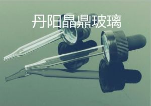 Taper Clear Tubular Glass Tube for Dropper pictures & photos