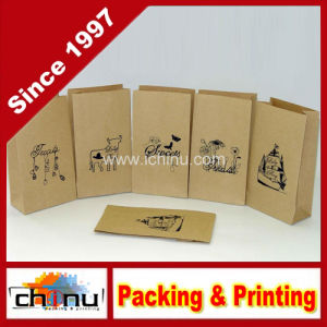 Kraft Paper Bag, Paper Lunch Bag (2141) pictures & photos