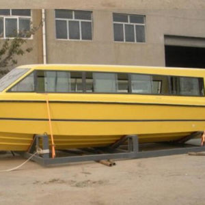 30seats FRP Cabin Passenger Boat with Outboard Engine pictures & photos