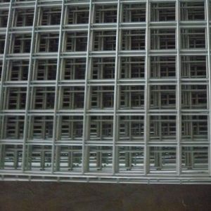 1.22*2.44m Wire Fence Panel/ Electro Galvanized Mesh Fence Panel (welded-9) pictures & photos