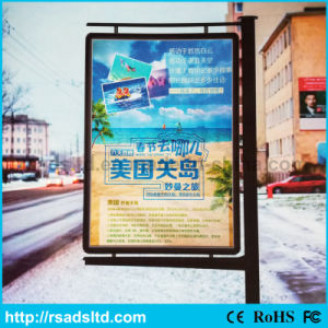 Outdoor Fabric LED Light Box Display with Ce Certificate pictures & photos