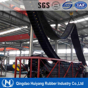 Industrial Heavy Duty Rubber Cleated Conveyor Belt for Mining pictures & photos