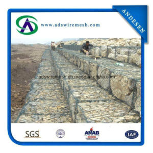 Gabion Cage / Gabion Mesh for Building / Gabion Box for Stone Wall pictures & photos