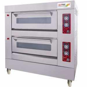 2016 Hot Selling Gas Industrial Bread Baking Oven
