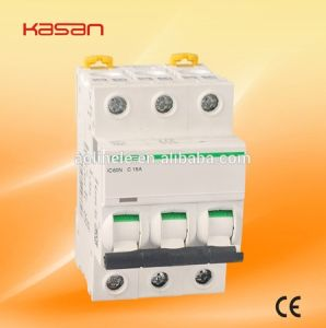 Hot Sale High Quantily Newest Miniature Circuit Breaker (IC60n 3 Pole) pictures & photos