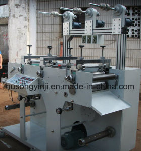 3 Stations Roll to Sheet Rotary Die Cutting Machine pictures & photos