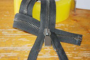 Mingfei 8# Black Nickel Open End Zipper