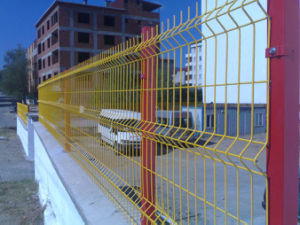 Corrosion Resistant Metal PVC Coated Garden Fence (XM-wire 4) pictures & photos