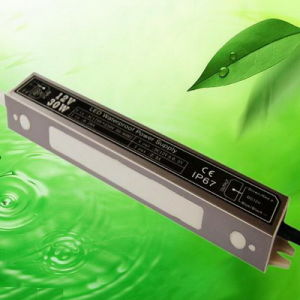 DC12/24V 30W Waterproof LED Power Supply pictures & photos