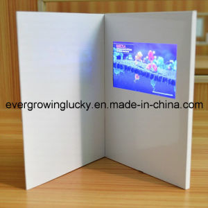 Custom 7inch TFT Screen Video Postcard pictures & photos