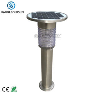 Stainless Steel, Solar Mosquito Trap, Lawn/Yard Lamp, Outdoor Light, Mosquito Killer Lamp/Light pictures & photos