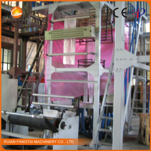 Sj-A50 LDPE & HDPE Film Blowing Machine pictures & photos