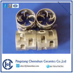 Ss 316 Pall Ring for Chemical Tower Packing Manufacturer Factory pictures & photos