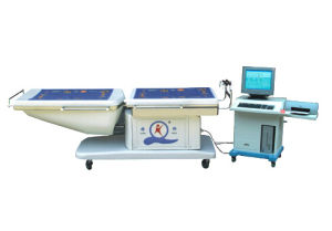Four Dimensional Rehabilitation Traction Bed/Physiotherapy Traction Bed /Electric Rehabilitation Bed pictures & photos