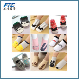 Manufacturers Children Cartoon Baby Socks Cheap pictures & photos