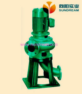 Lw Vertical Centrifugal Sewage Pump pictures & photos