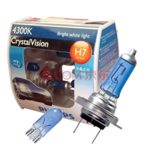 12V E-MARK Halogen Auto Bulb (H7) pictures & photos