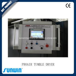 Touch Screen Controlled Textile Finishing Tumble Dryer pictures & photos