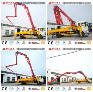 High Quality Truck Mounted Concrete Pump, Hydraulic Pump Concrete, Concrete pictures & photos