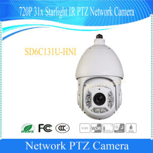 Dahua 720p 31X Starlight IR PTZ Network Security System Camera (SD6C131U-HNI) pictures & photos