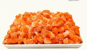 2016 Crop Frozen Carrot Cubes pictures & photos