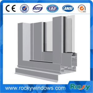 Low Price Aluminium Extrusion Profile for Windows and Doors pictures & photos