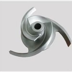 Stainless Steel Investment Casting Pump Impreller for Machinery Parts pictures & photos