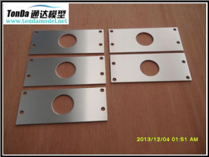 High Quality Metal Sheet Fabrication Machinery Parts pictures & photos