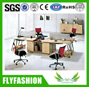 Office Four Seats Staff Desk Workstation (OD-73) pictures & photos