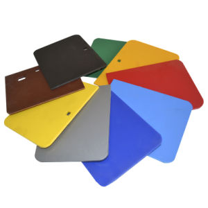 Colorful High Density PE Plastic Sheet for Industry pictures & photos