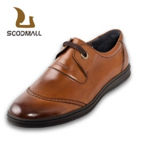 Soodmall Men′s Genuine Leather British Style Shoes (ER1120013)
