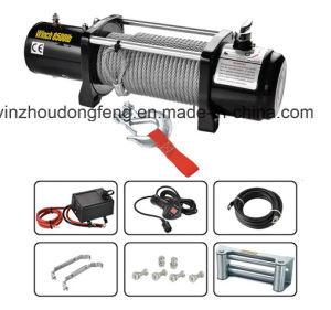 Electric Winch S8500 with CE