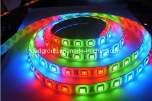 High Lumen RGB SMD5050 120 LEDs/M LED Flexible Stripe Light for Outdoor Decoration pictures & photos