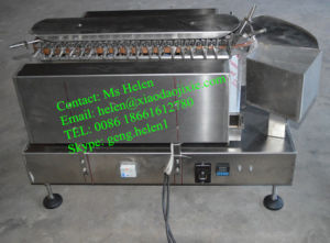 Automatic Rotary Yakitori Grill Machine/Kebab Grill Machine pictures & photos