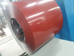 Colour Coated Galvanized Steel Coil for Building Material pictures & photos